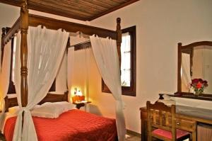 Double Room with Panoramic View Villa Exohi Traditional House