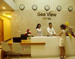 Seaview Long Hai Hotel, Hotely  Long Hai - big - 34