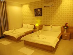 Seaview Long Hai Hotel, Hotely  Long Hai - big - 38