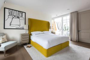 onefinestay - South Kensington private homes III, Апартаменты  Лондон - big - 154