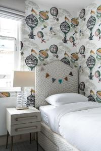 onefinestay - South Kensington private homes III, Апартаменты  Лондон - big - 152
