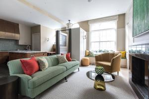onefinestay - South Kensington private homes III, Апартаменты  Лондон - big - 150