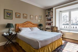 onefinestay - South Kensington private homes III, Апартаменты  Лондон - big - 147