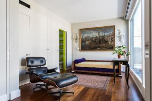 onefinestay - South Kensington private homes III, Апартаменты  Лондон - big - 145
