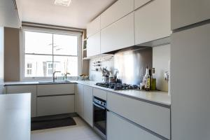 onefinestay - South Kensington private homes III, Апартаменты  Лондон - big - 142