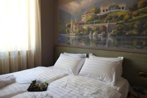 Michelangelo B&B, Bed & Breakfast  Varenna - big - 12