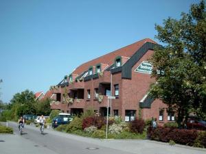 Gästehaus Seeburg Apartments - Carolinensiel