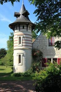 Location gîte, chambres d'hotes Maison d'Hôtes La Chouanniere dans le département Maine et Loire 49
