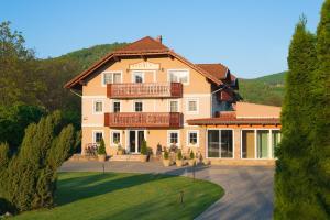 3 hvězdičkový hotel Hotel Honti Visegrád Maďarsko