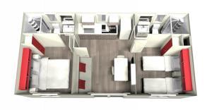 Mobile Home Sunset, Üdülőközpontok  Biograd na Moru - big - 110