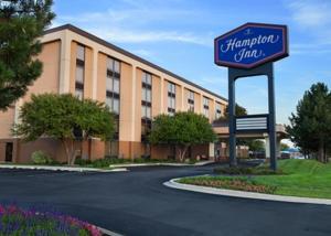 Hampton Inn Chicago-O'Hare International Airport - Hotel - Schiller Park