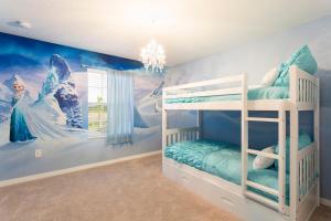 Luxury 4 Bed / 3 Bath Villa at Storey Lake, Holiday homes  Kissimmee - big - 8