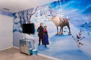 Luxury 4 Bed / 3 Bath Villa at Storey Lake, Holiday homes  Kissimmee - big - 18