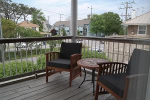 Beach Spa Bed & Breakfast, Bed and breakfasts  Virginia Beach - big - 8