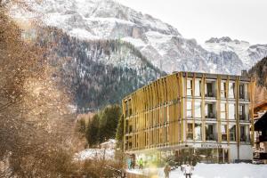 Mountain Design Hotel Eden Selva - Selva di Val Gardena