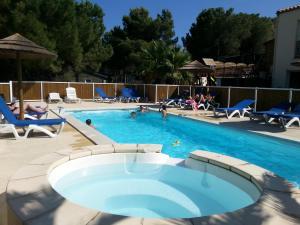 Location gîte, chambres d'hotes Parc résidentiel les Hauts de Baldy dans le département Hérault 34
