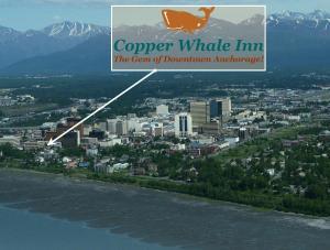 Copper Whale Inn - Anchorage