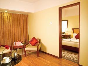 Classic Sarovar Portico Trivandrum, Hotely  Trivandrum - big - 27