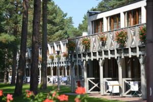Neptuno Resort & Spa, Üdülőtelepek  Dźwirzyno - big - 44