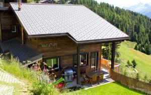 Wakatipu-Lodge - Apartment - Bettmeralp