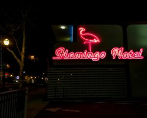 The Flamingo Motel - Burbank