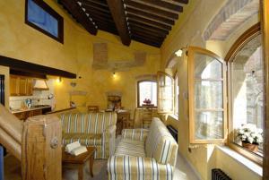 Osteria Del Borgo B&B, Отели типа «постель и завтрак»  Монтепульчано - big - 14