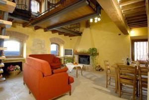 Osteria Del Borgo B&B, Отели типа «постель и завтрак»  Монтепульчано - big - 12