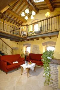 Osteria Del Borgo B&B, Отели типа «постель и завтрак»  Монтепульчано - big - 13