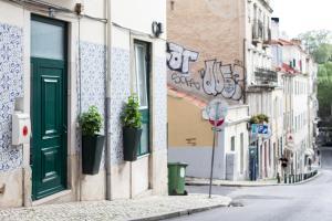 Lisbon City Center Baixa, Appartamenti  Lisbona - big - 37