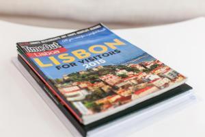 Lisbon City Center Baixa, Appartamenti  Lisbona - big - 17