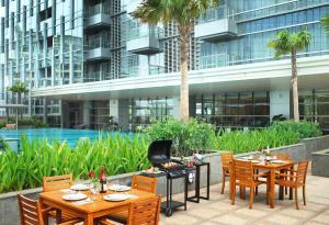 Ascott Kuningan Jakarta, Apartmanhotelek  Jakarta - big - 22