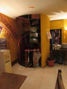 Neverland Hostel, Hostelek  Isztambul - big - 41