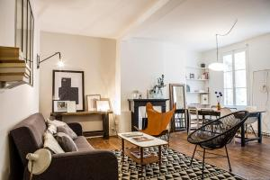 Cheverus, Apartmány  Bordeaux - big - 8