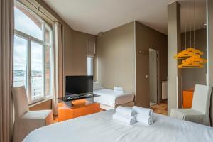 Hotel Aubade, Отели  Сен-Мало - big - 24