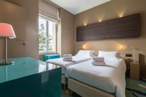Hotel Aubade, Отели  Сен-Мало - big - 20