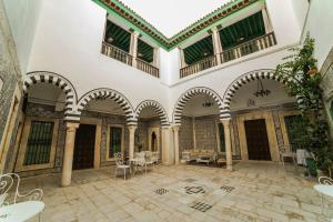 Отель Dar Ben Gacem, Тунис