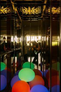 Hotel Saraceno, Отели  Морской Милан - big - 65