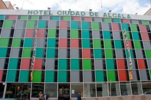 Ciudad de Alcala, Отели  Алькала-де-Энарес - big - 64