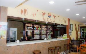 Ciudad de Alcala, Отели  Алькала-де-Энарес - big - 37