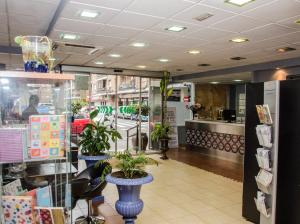 Ciudad de Alcala, Отели  Алькала-де-Энарес - big - 40
