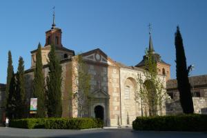 Ciudad de Alcala, Отели  Алькала-де-Энарес - big - 21