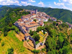 Casa Il Faggio, Дома для отпуска  Coreglia Antelminelli - big - 25