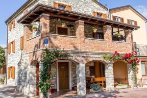 Apartment Stancija Rosello, Appartamenti  Novigrad Istria - big - 1