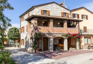 Apartment Stancija Rosello, Appartamenti  Novigrad Istria - big - 41