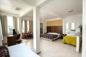 Flat Caiçara, Aparthotels  Cabo Frio - big - 14