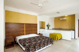 Flat Caiçara, Aparthotels  Cabo Frio - big - 15
