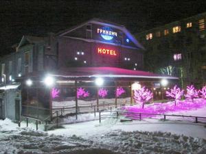Гостиницы города Полярные Зори