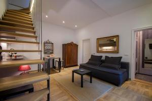 Green and Blue Garden Apartments, Ferienwohnungen  Belgrad - big - 17
