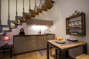 Green and Blue Garden Apartments, Apartmanok  Belgrád - big - 16