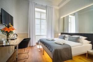 Golden Star, Hotely  Praha - big - 29